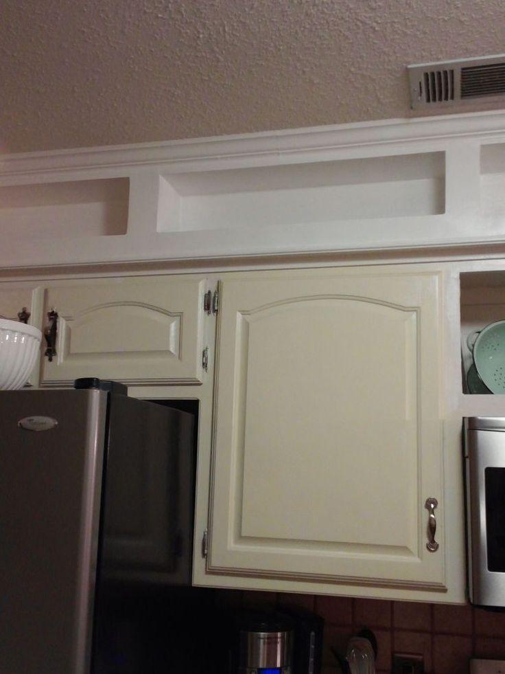 Decorating Ideas > 17 Best Images About Kitchen Soffit Ideas On Pinteres ~ 133605_Decorating Kitchen Soffits Ideas