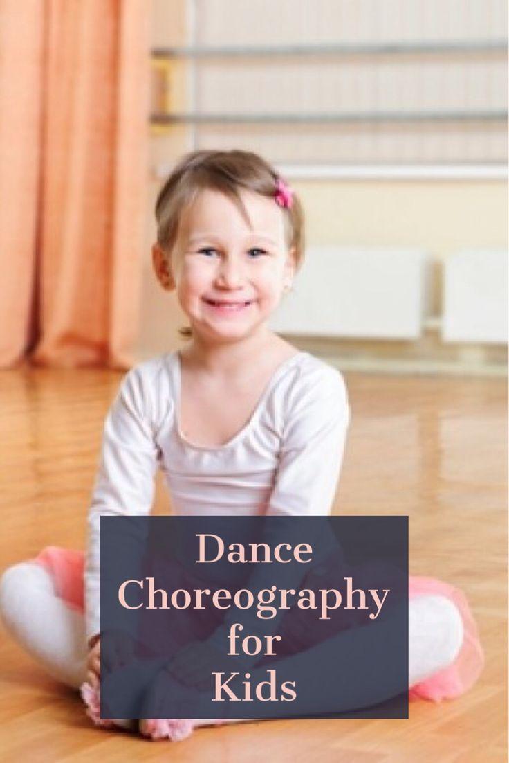 Teaching Tips: Dance Choreography for Kids