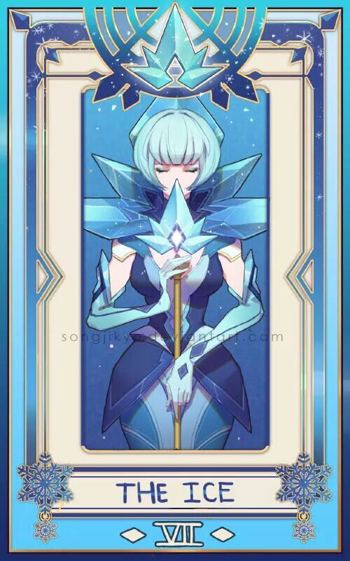 Elementalist Lux | Ice | League of Legends | .Kyo.m★n.