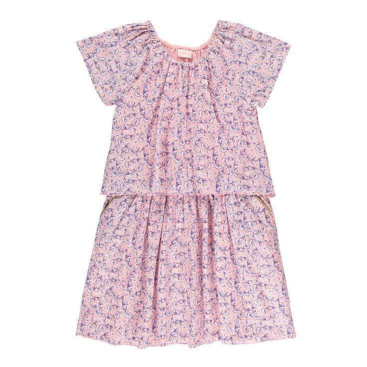 Spain Floral 2-in-1 Dress-product