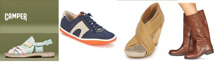 CAMPER Schuhe: Die spanische Marke wie #Camper entwickelt #Damenschuhe , #Herrenschuhe und #Kinderschuhe für alle Stilrichtungen ! Camper setzt auf einen lässigen und eleganten Look.