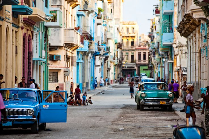 #travel #vacation #Cuba to one of the most popular tourist destinations in the world.