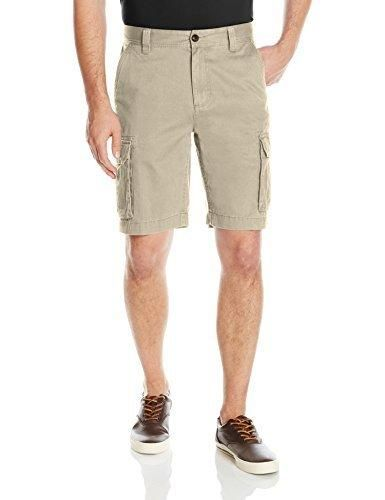 Amazon Essentials Men's Classic-Fit Cargo Short Khaki 38