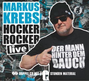 """Kultig-Shop - Markus Krebs """"Hocker Rocker"""" Doppel-CD (2015)"""