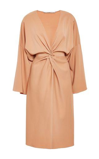 Cady Kimono Twist Dress by ROSETTA GETTY for Preorder on Moda Operandi