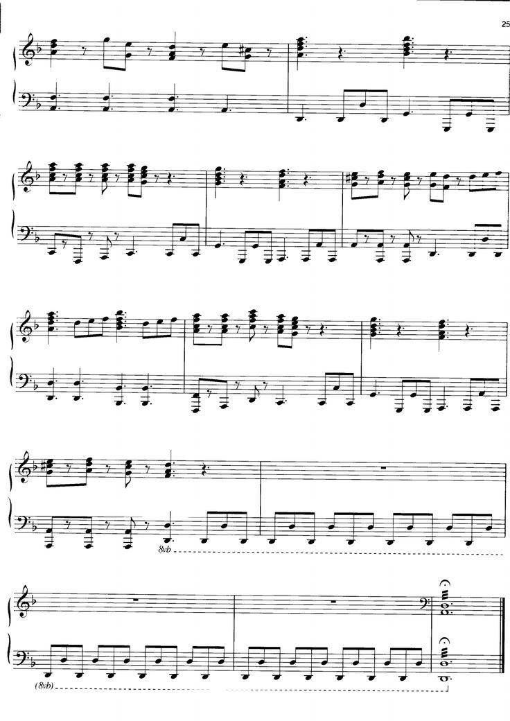 Spartiti Colonne Sonore - Pirati Dei Caraibi - La Maledizione Della Prima Luna - Partiture Pianoforte - Documents