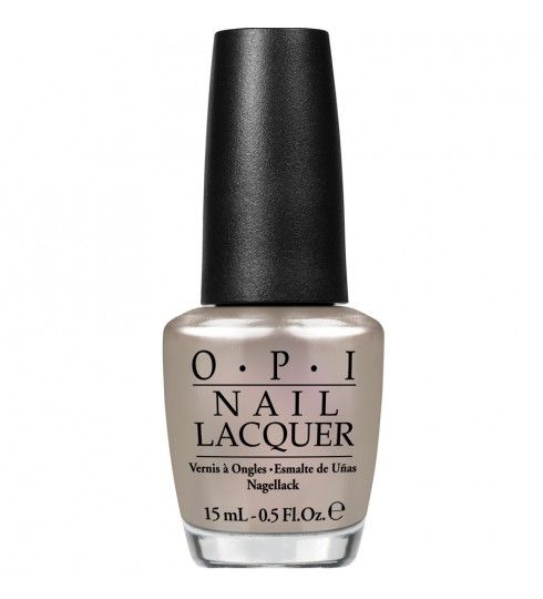 This Silver's Mine! - Metallics - Shades - Nail Lacquer | OPI UK £12.50