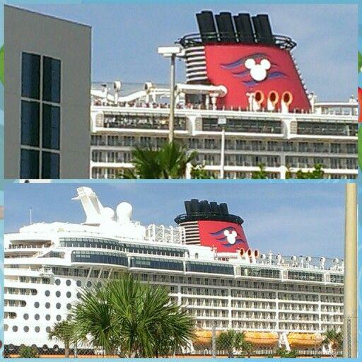 Disney Cruise Ship Fantasia