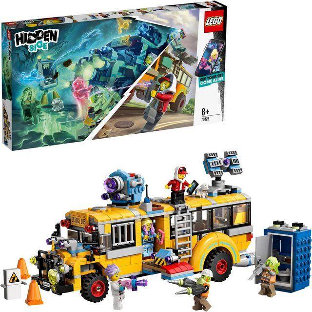 Lego Konstruktionsspielsteine Spezialbus Geisterschreck 3000