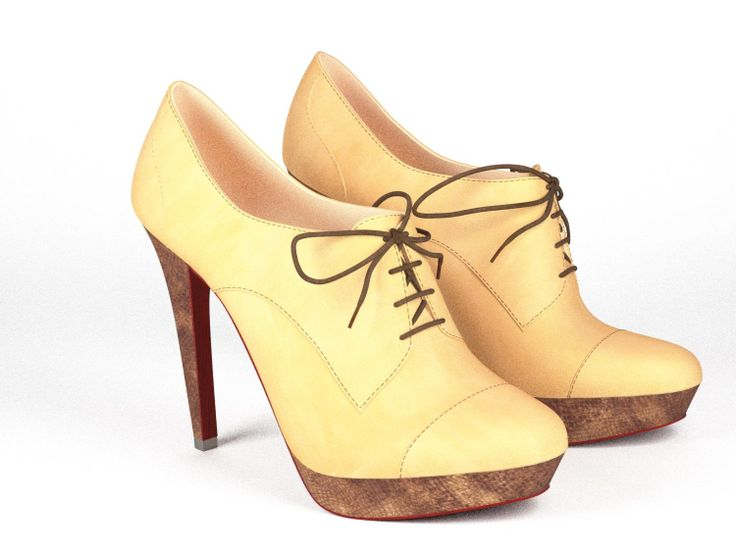 Yellow high blucher