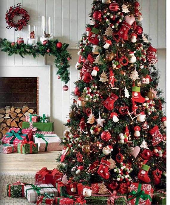 Arbol con luces para navidad el corte ingles 2014 for Adornos navidenos corte ingles