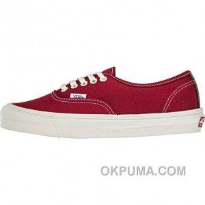 "Vans OG Authentic LX ""Canvas & Suede"" (Mens) - Chili Pepper Super Deals, Price: $60.99 - Puma Shoes - Buy Puma Running, Training & Sports Shoes Online - OkPuma.com"