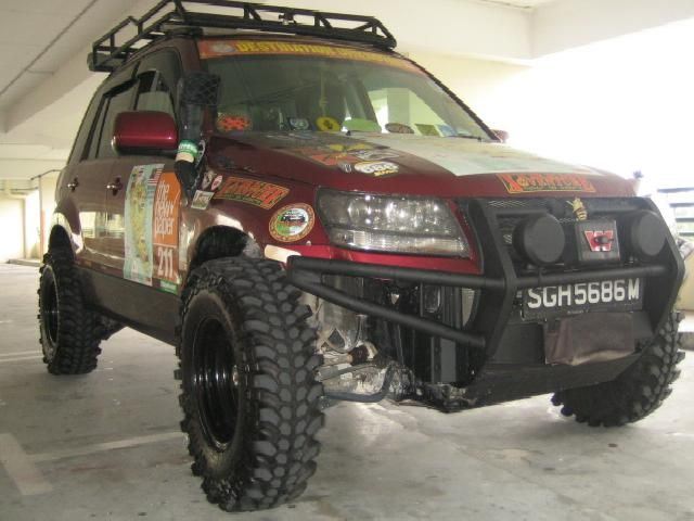 Suzuki grand vitara - 4x4 Community Forum