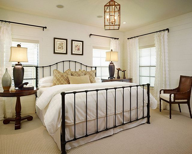 25+ Best Ideas About Rod Iron Beds On Pinterest