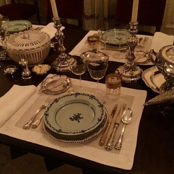 68 best Table Settings images on Pinterest | Table settings, Place ...
