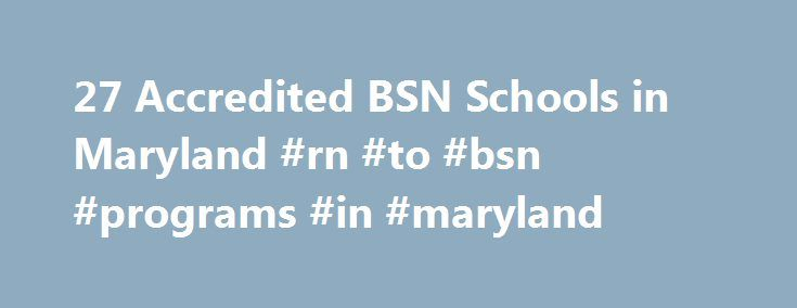 Bsn Programs In Long Island