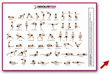 yoga poses ashtanga yoga and yoga poses names on pinterest