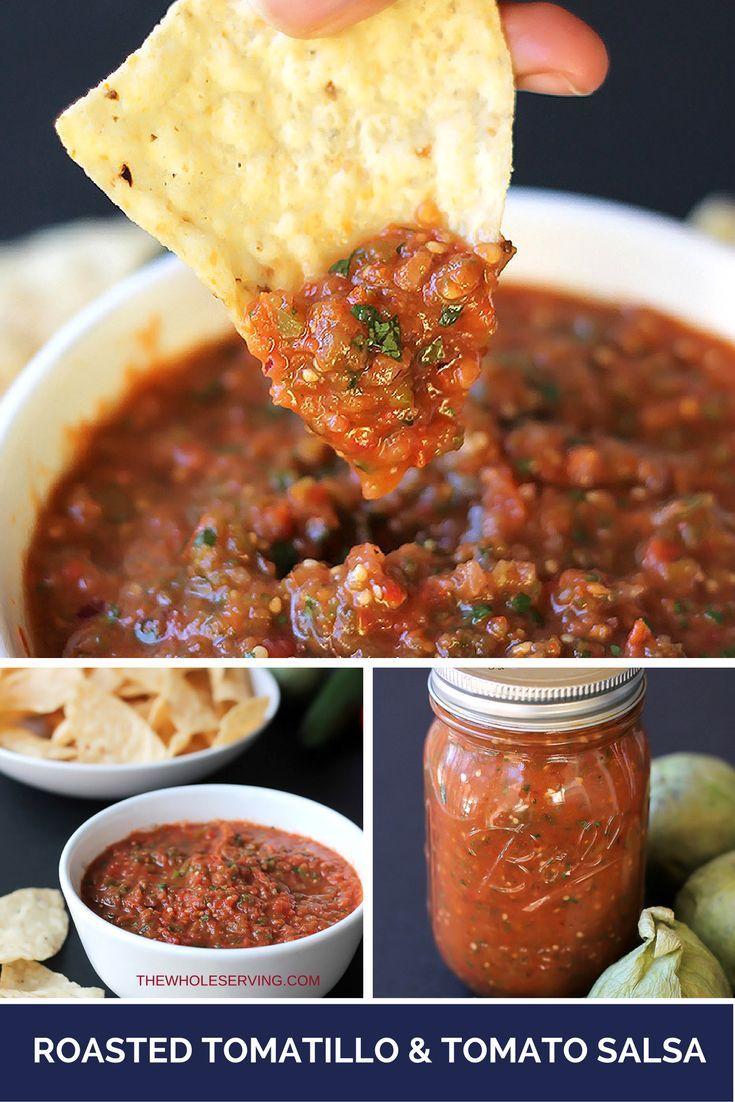 1000+ ideas about Roasted Tomato Salsa on Pinterest ...