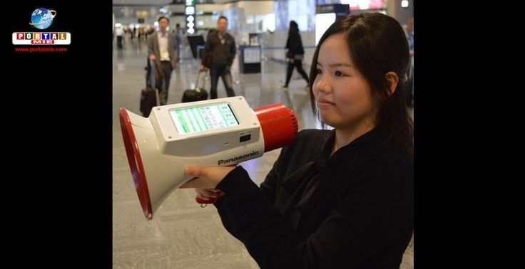 Com a proximidades dos jogos olímpicos, o país planeja desenvolver tecnologias de tradução automática entre o japonês e nove idiomas.