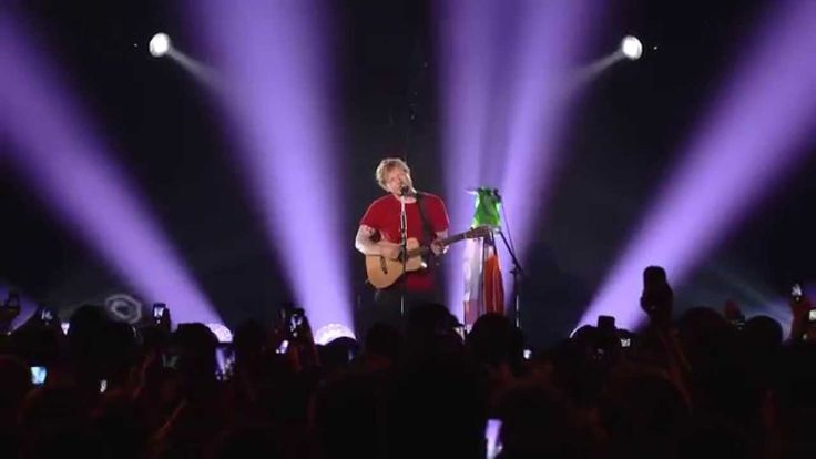 If you're not on the Ed Sheeran bandwagon yet, watch him live and you will be. Ed Sheeran - Multiply Live in Dublin (Full Live Show)
