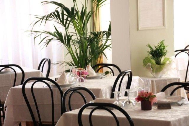 hotel astrid cervia _ sala ristorante