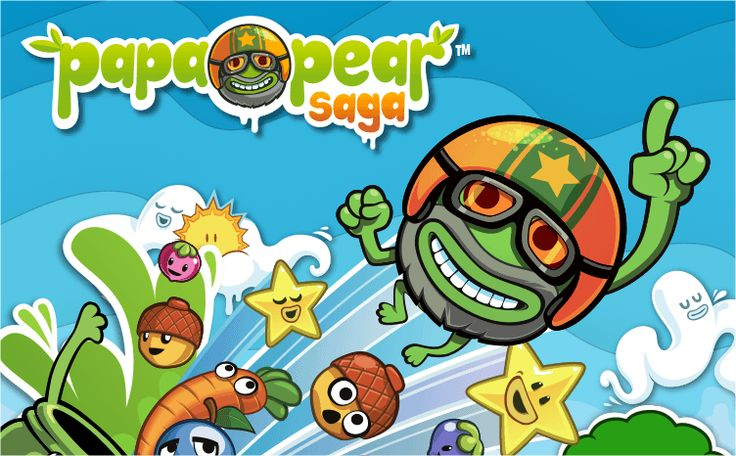 Descargar Papa Pear Saga - http://descargarpapapear.com/descargar-papa-pear-saga/