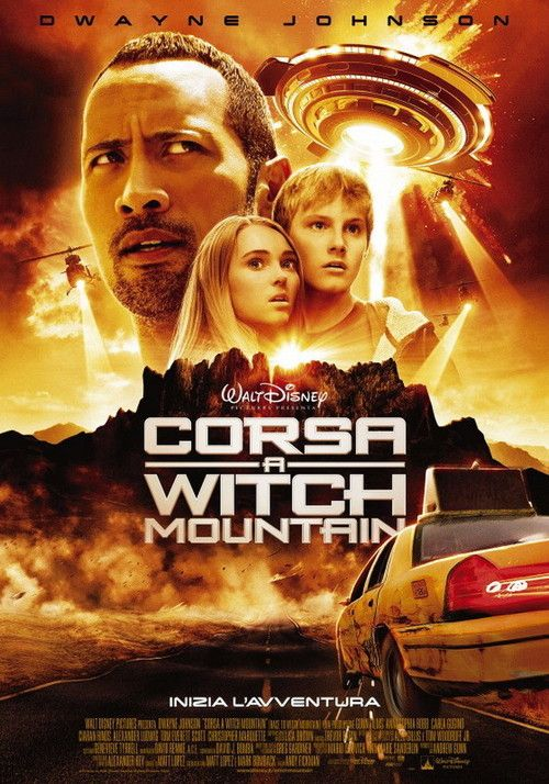 Watch Race to Witch Mountain Full-Movie