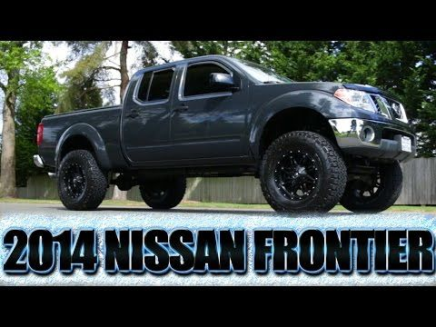 2014 Lifted Nissan Frontier 4x4 - Northwest Motorsport - YouTube