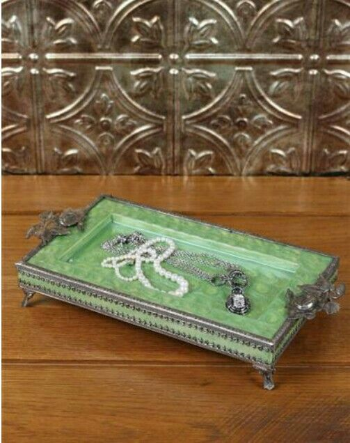 Art Nouveau Tray From Victorian Trading Co.