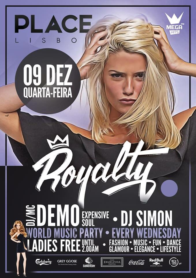 Royalty nº2 @ PLACE