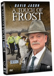 A Touch of Frost - sometimes a little slow but a good series.