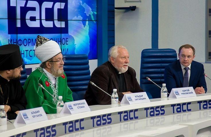 Сирия: помощь от верующих россиян разных конфессий