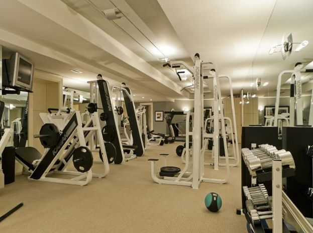 Best images about home gym on pinterest workbenches
