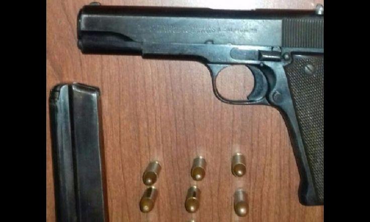 Elementos de la Policía Michoacán detuvieron a seis presuntos responsables en delitos y aseguraron dos vehículos, dos armas de fuego y un teléfono celular en esos municipios – Morelia, Michoacán, ...