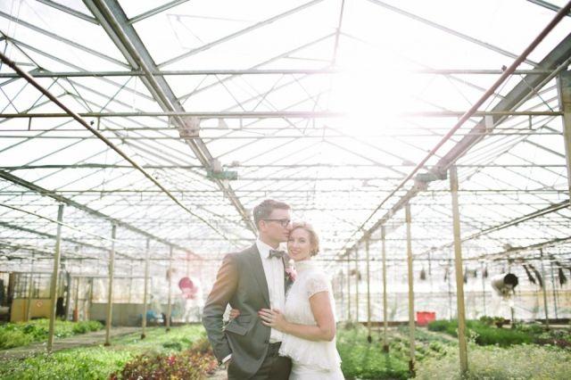 Bruiloft in een kas in Zwolle | ThePerfectWedding.nl