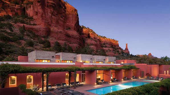 Best All-Inclusive Resort: Mii amo Spa - Sedona, Arizona: Favorite Places, Mii Amo, Sedona Arizona, Destinations Spa, Spas, Enchanted Resorts, Amo Spa, Miiamo, Sedona Az