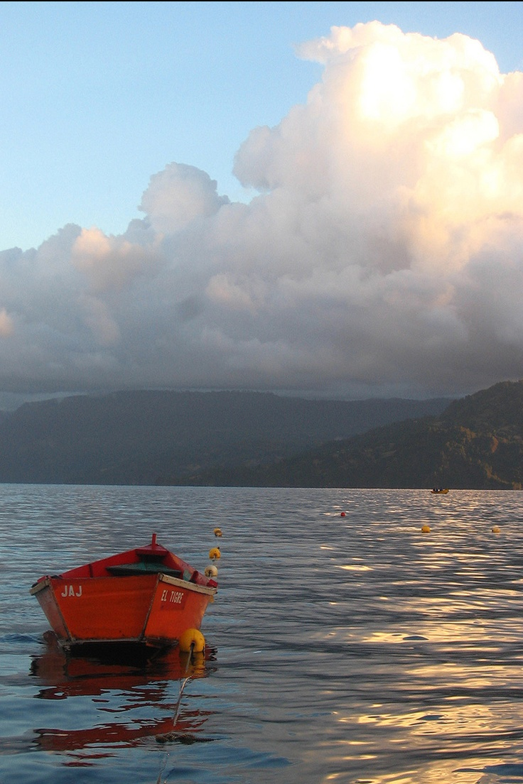 Lago Calafquen, XIX Región, Chile (2009)