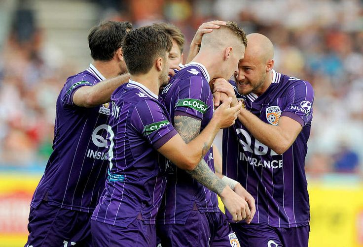 There's never been a better time to be a Perth Glory FC fan - in the #ALeague era that is. Mike Tuckerman latest: