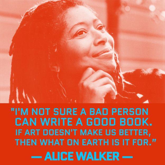 Alice Walker Zora Neale Hurston
