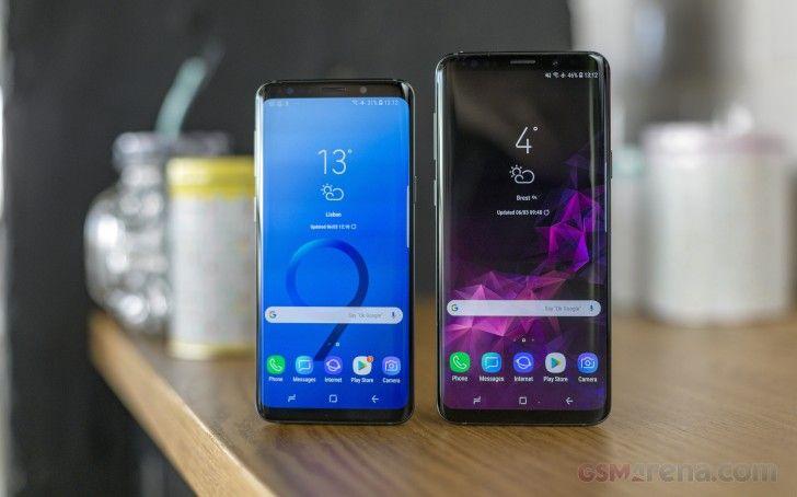 awesome Samsung Galaxy S9 et S9 + peuvent maintenant être achetés sur le Microsoft Store