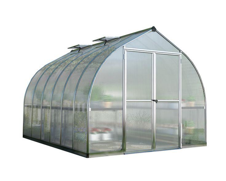 Palram Bella 8x12 Polycarbonate Greenhouse  https://www.greenhousestores.co.uk/Palram-Bella-8x12-Polycarbonate-Greenhouse.htm