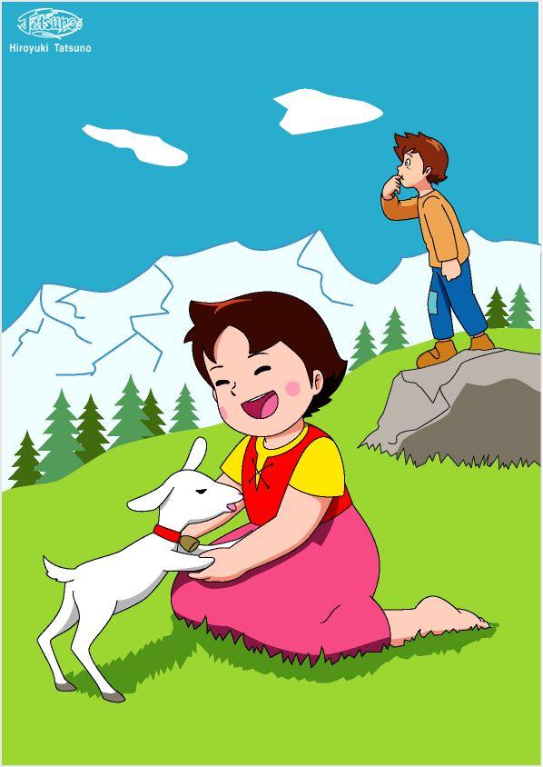 Heidi with yuki and peter
