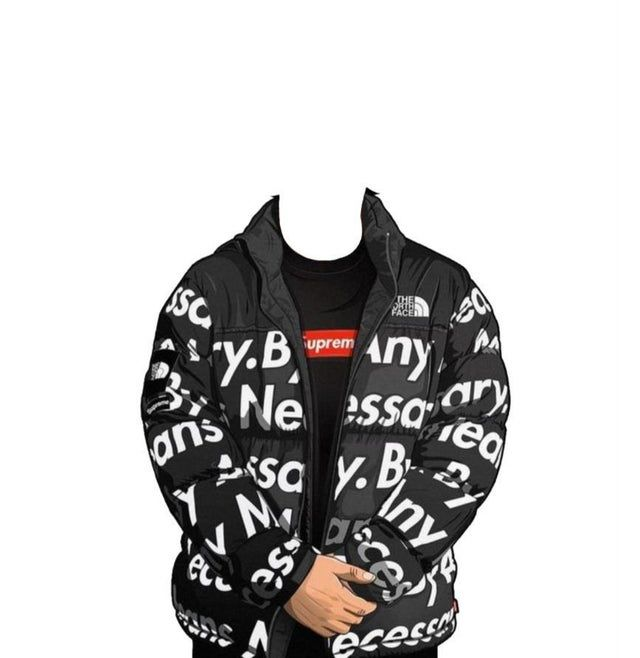 Here S The Goku Drip Hoodie Without The Head This Is For Those Who Have Been Asking Recently Memetemplatesofficial In 2021 Meme Template Meme Faces Mood Pics