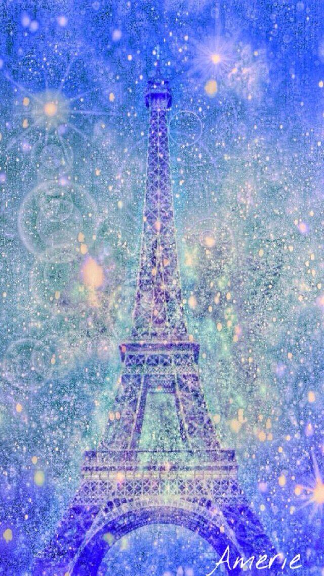 море, картинки эйфелевой башни блестящие причиной