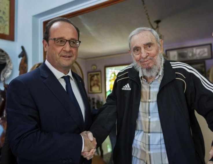 The French Minister Stéphane LE FOLL annouced that Raul CASTRO will visit Paris in February