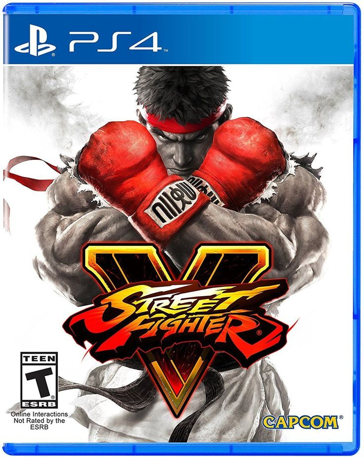 Street Fighter V – PlayStation four PS4 Brand NEW SEALED!! - http://howto.hifow.com/street-fighter-v-playstation-four-ps4-brand-new-sealed/