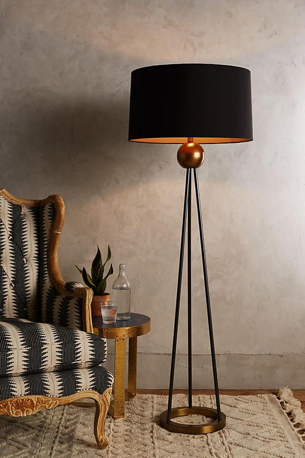 Here Are 20 Modern Lighting Ideas To Bring Your Home Into The 21st Century Stylish Floor Lamp Floor Lamps Living Room Modern Floor Lamps
