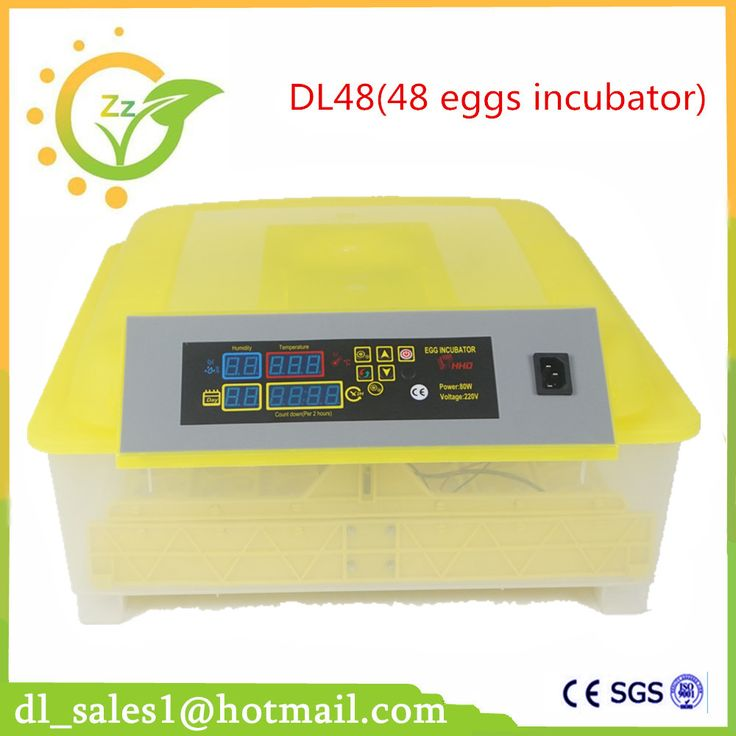 Best price 48 eggs incubator household egg hatching machine for sale #Affiliate