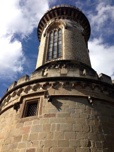 Turm Franzensburg Schloss Laxenburg