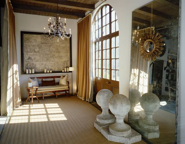 Foyer Interior Urn : Best hall foyer images interiors homes and